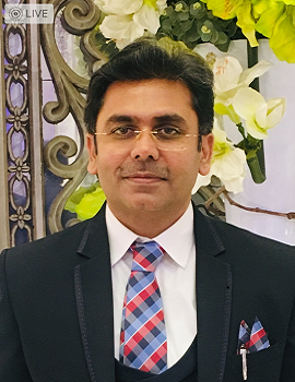 Mr. Gaurav Tyagi